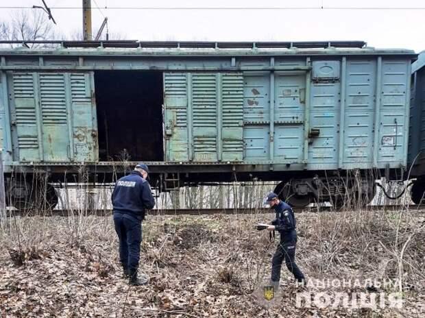 В Черниговской области на железной дороге погиб подросток