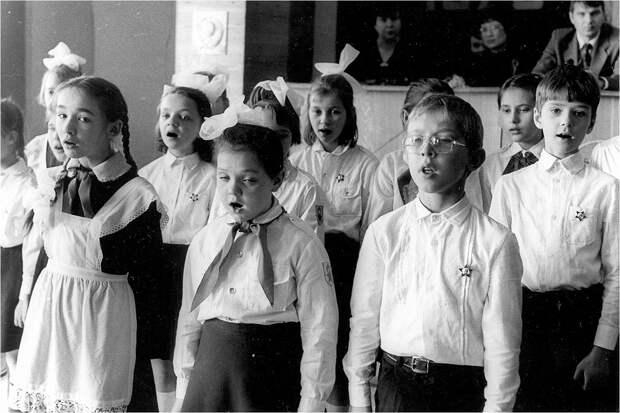 Убогое детство в СССР.