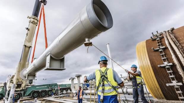 """""""Газпром"""" ожидает ввода в эксплуатацию газопровода """"Северный поток 2"""" в 2021 году"""