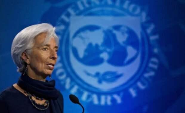 Банк России жёстко прошёлся по Международному валютному фонду