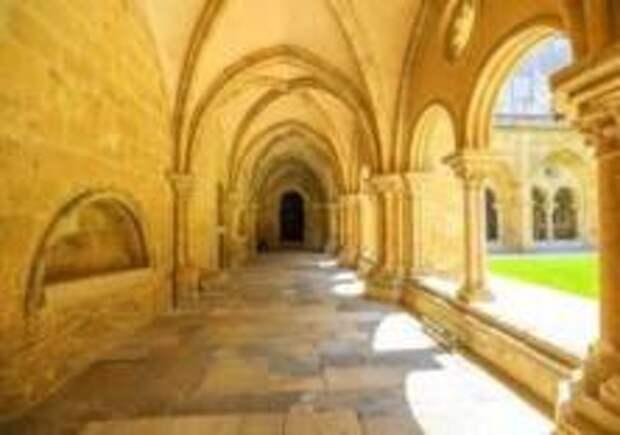Неизвестный организм разрушает собор Коимбры