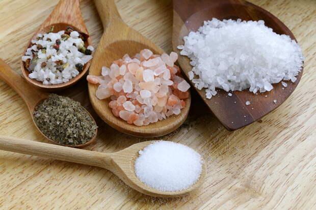 Морская соль: факты и мифы