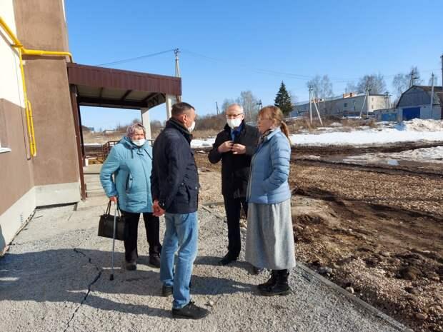 ВКнягинине 12 семей переехали изаварийного фонда вновые квартиры