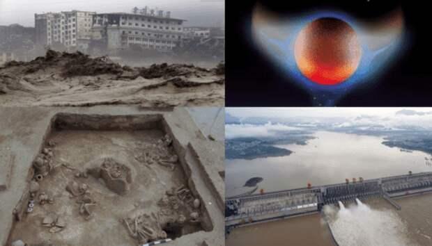 Наводнение в Китае было и перед прошлым проходом Нибиру