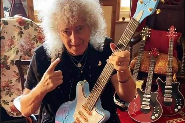 Гитарист Queen написал научную работу о необычном астероиде
