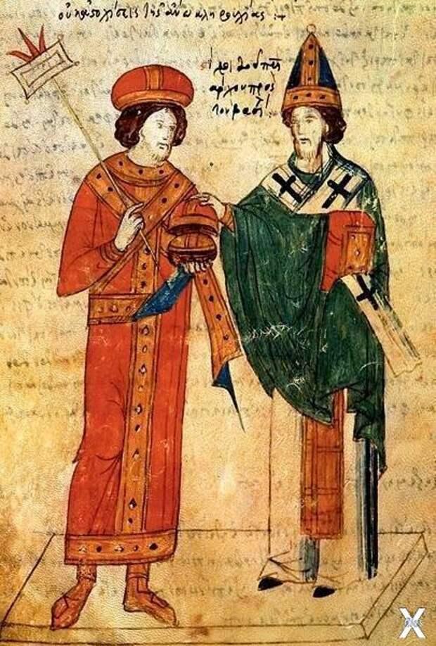 Папа римский Лев IX и константинополь...