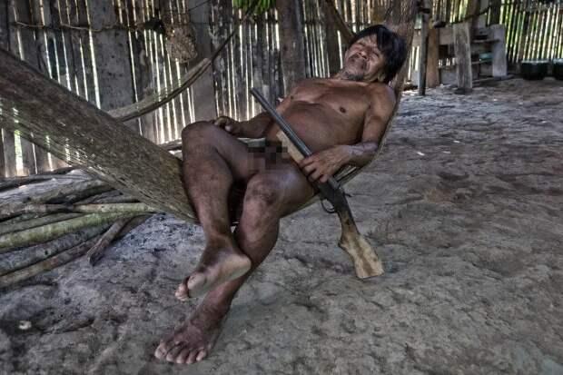 Неутомимые охотники джунглей: амазонское племя ваорани