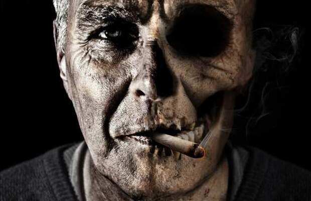 Смертельная привычка стала главным фактором риска болезней и смерти