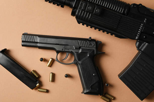 ФСБ пресекла деятельность 20 подпольных оружейников