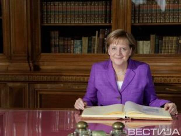 Меркель пообещала Украине финансовую и гуманитарную помощь