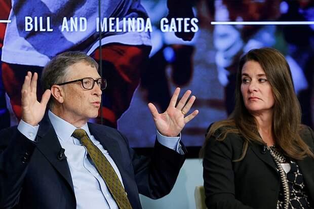 Билл Гейтс - о разводе: в нашем браке уже давно не было любви