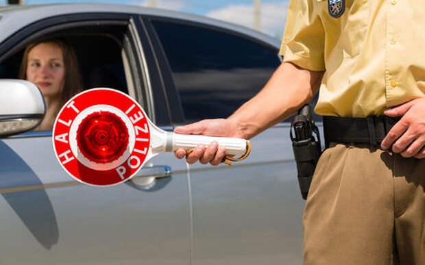 В Германии решили увеличить штрафы для нарушителей ПДД — сразу вдвое