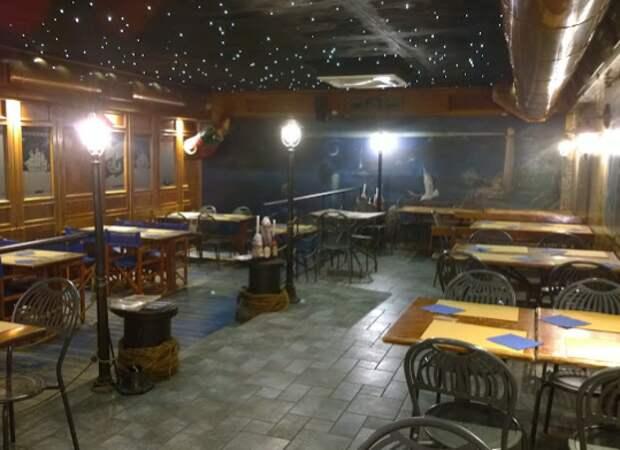 Странные рестораны Италии