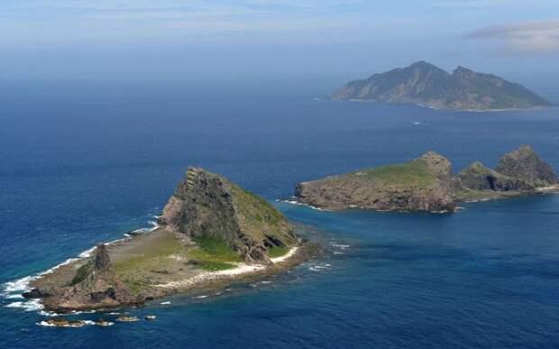 10 островов, которые которые могут вспыхнуть в любой момент