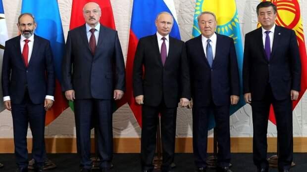 Поьша зря надеется на отмену инициативы Лукашенко со стороны ЕАЭС