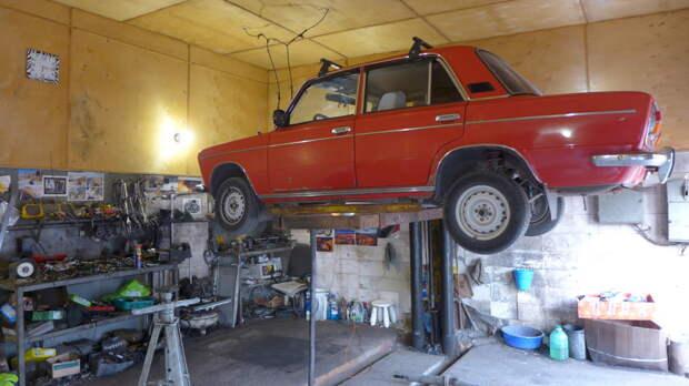 В гостях у «дяди Васи»: один день из жизни гаражного мастера