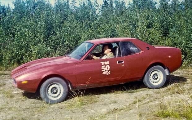 Купе Ласка московского сантехника Владимира Мещерякова базировалось уже на узлах ВАЗ-2101. Изобретатель, авто, автодизайн, автомобили, самоделка, самодельный авто, своими руками