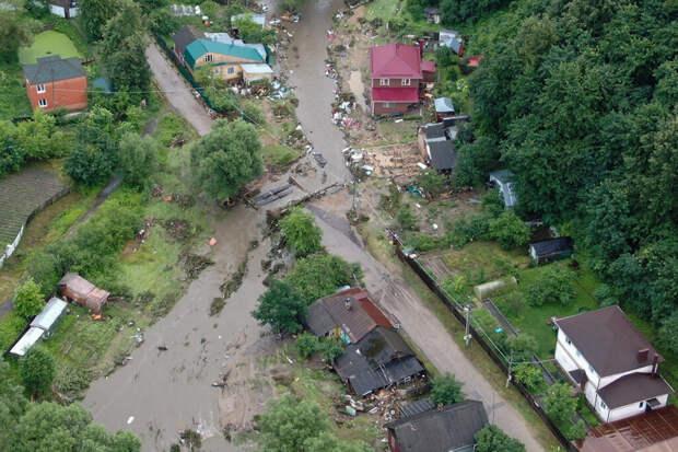 Россиян предупредили о росте числа опасных природных явлений в стране
