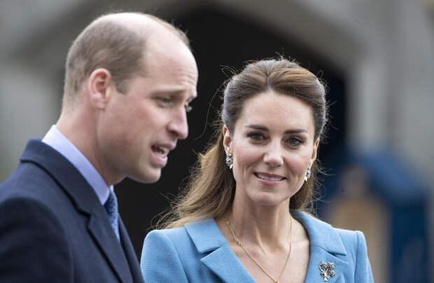 Почему принц Уильям и Кейт Миддлтон не присутствовали на параде в честь юбилея королевы
