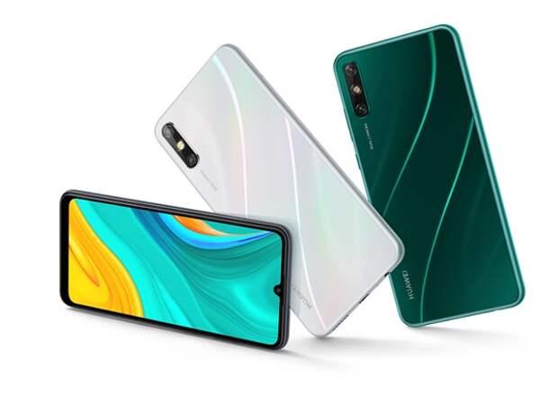Huawei выпустила недорогой и долгоиграющий смартфон Enjoy 10e