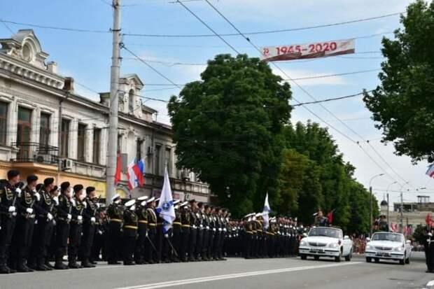 Для подготовки к Параду Победы в Симферополе трижды перекроют ряд улиц