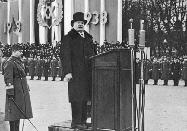 Константин Пятс: почему первого президента Эстонии держали в психбольнице