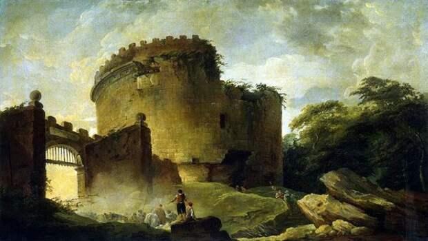 Гробница Цецилии