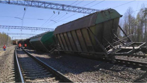 Железнодорожники открыли движение для пассажирских поездов в Карелии