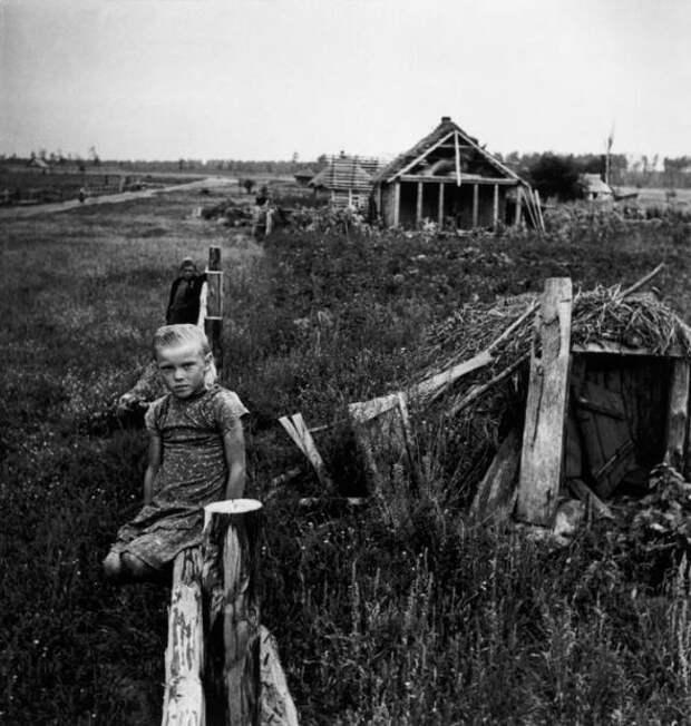 Киев 1947 года на снимках Роберта Капы