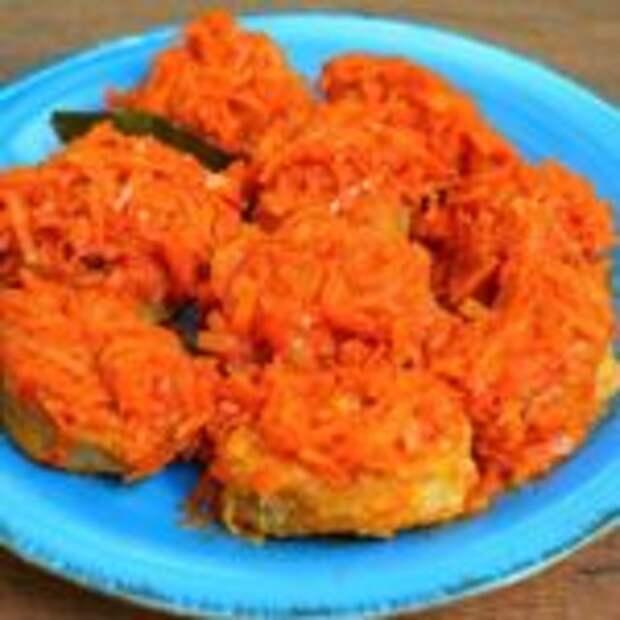 Незаслуженно забытый рецепт советской кухни – «Рыба под маринадом»!