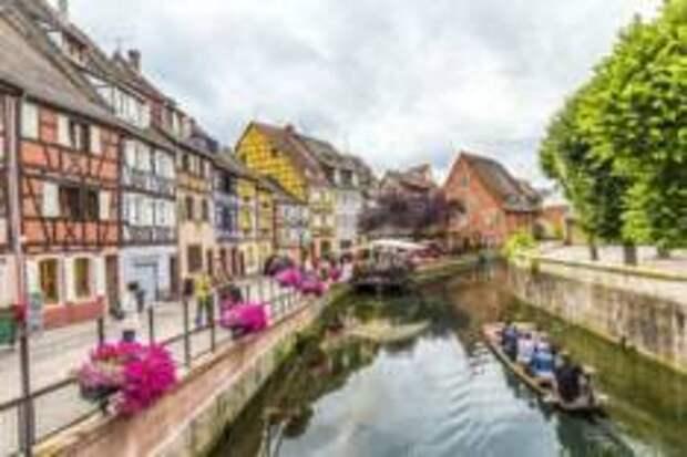 Кольмар -  путешествие в историю Европы