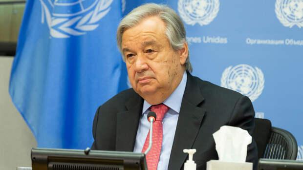 Генсек ООН призвал любой ценой не допустить начала холодной войны