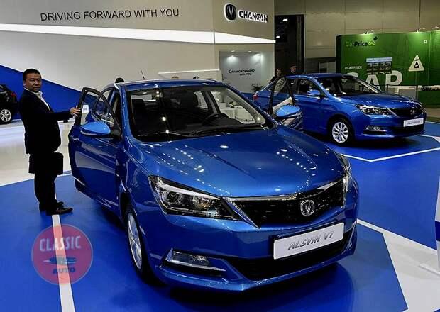 """«Ах, Китайцы!». Нашёл китайскую """"копию"""" LADA Vesta на механике за 380 тыс рублей. Показываю авто."""