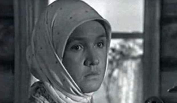 Умерла актриса из фильма «А зори здесь тихие» Алла Мещерякова