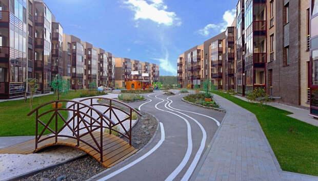 Десять городов Подмосковья участвуют в конкурсе проектов по созданию городской среды
