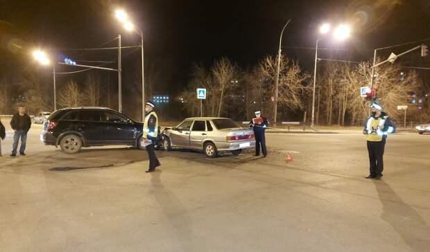 Подросток пострадал вДТП на улице Пархоменко вНижнем Тагиле