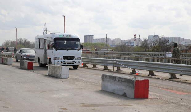 Дату открытия моста на Малиновского для легковых автомобилей назвали в Ростове