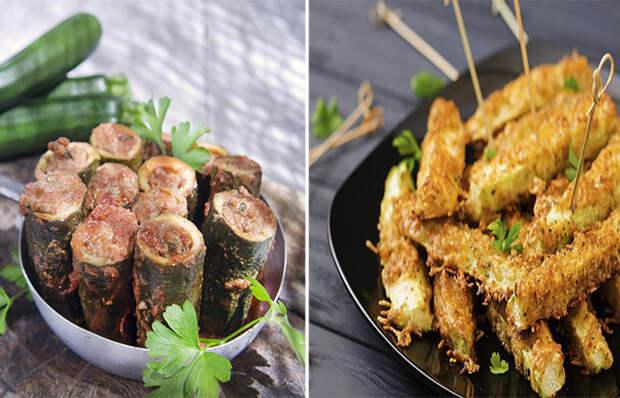 7 простых, но вкусных блюд из кабачков, которые станут прекрасной альтернативой картошке