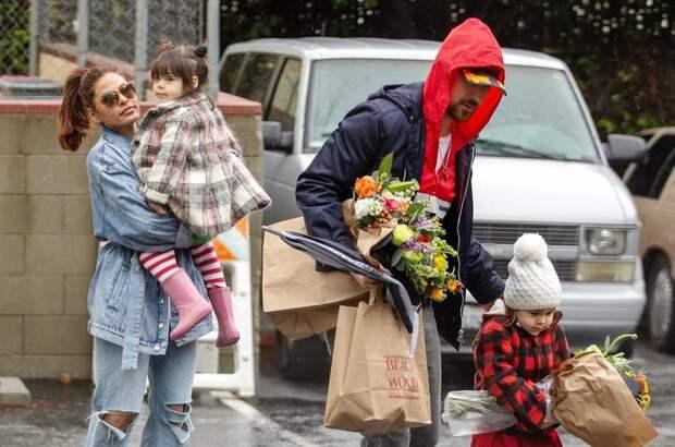 «Мой мужчина и мои дети — это личное»: Ева Мендес рассказала, почему не показывает свою семью