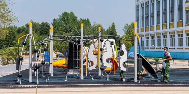 Собянин назвал главные объекты программы благоустройства Москвы в этом году