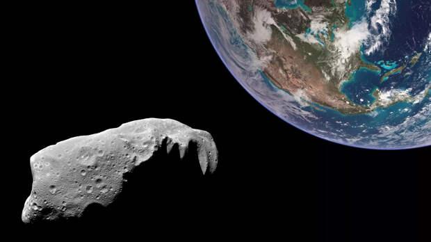 НАСА сообщило о приближении к Земле пяти астероидов
