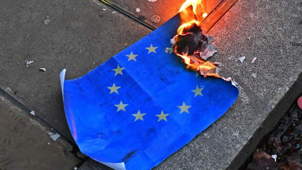 В Поднебесной рассказали, почему «Северный поток-2» станет яблоком раздора ЕС
