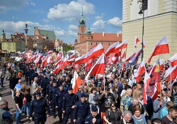 Польский гонор поможет выходу Британии из ЕС. Ирина Алкснис