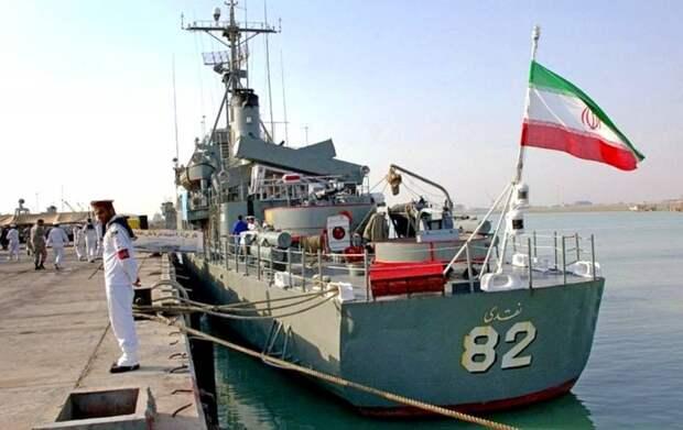 Зачем Иран отправляет военные корабли в Венесуэлу