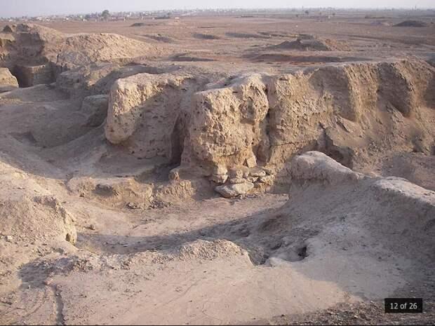 24 тысячи засекреченных древних документов Мари