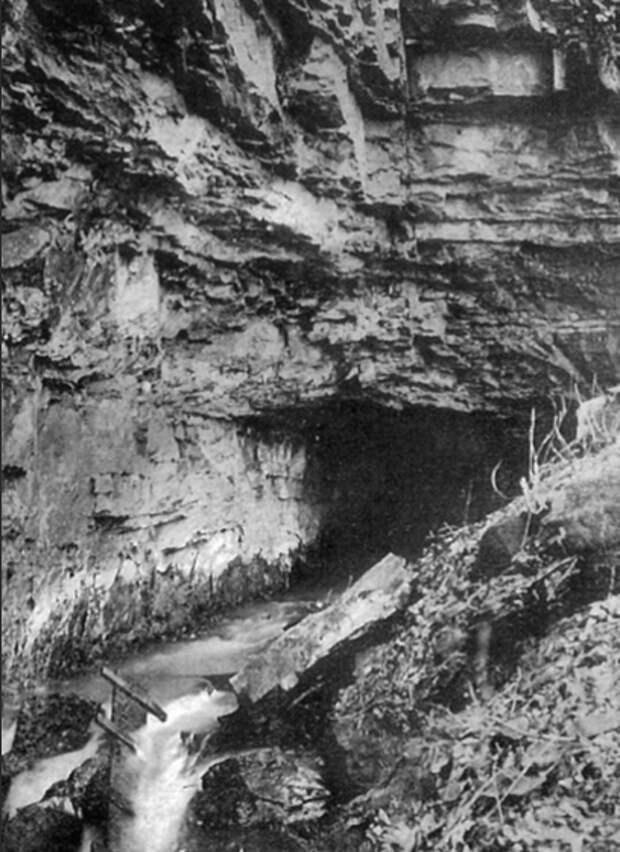 пещера ведьмы Беллов США