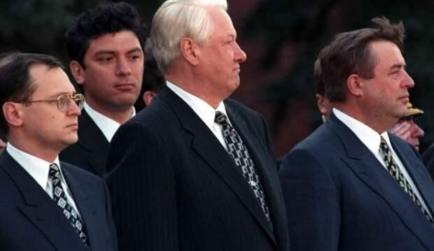 Ирландский стыд: Забытый позор Ельцина достали из архивов и… схватились за голову