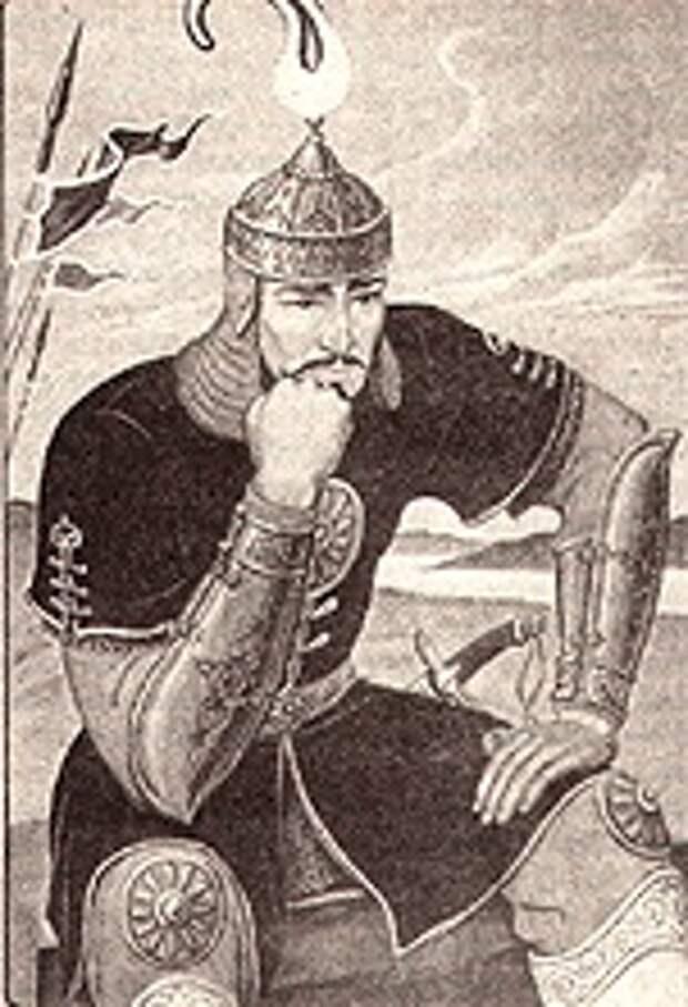 Великая смута в Золотой Орде и восстание московитов