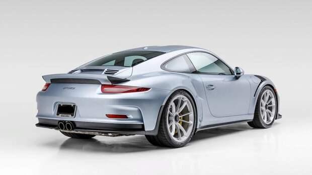Джерри Сайнфелд 2016 Porsche 911 GT3 RS может похвастаться $250 тыс. дополнительных услуг, и он выставлен на продажу.