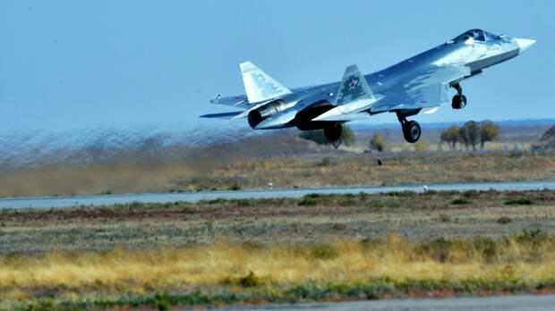 Эксперт: испытатели ищут новые возможности истребителя Су-57